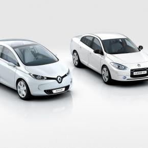 Onlinestudie zu Renault Z.E. Modellen