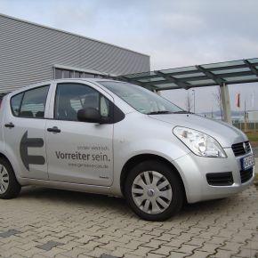 Rädli 2012 / Tag der offenen Tür mit Fahrzeugausstellung