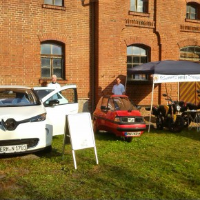 """Die """"Grüne Lust"""" mit Solarmobil Verein"""