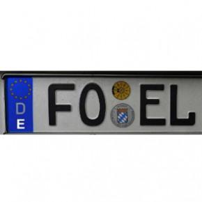 Kennzeichnung von Elektroautos