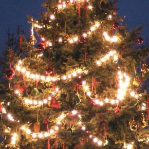 Einladung zur Weihnachtsfeier 2015