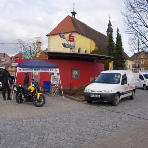 Solarmobil Verein auf der Energiemesse Forchheim