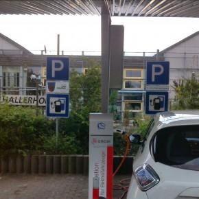 18.04.15 - Ausbau E-Ladestationen und E-Carsharing