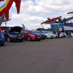 Treffen alternative Antriebe in Sinsheim