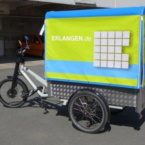 Vortrag Lastenelektrofahrräder entfällt
